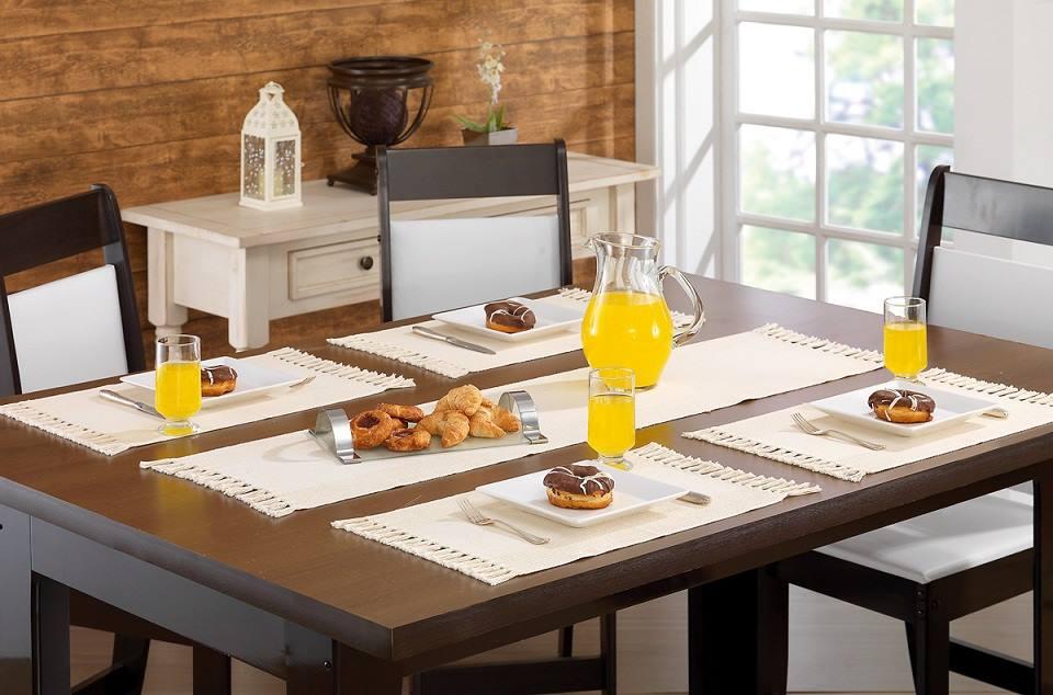 Toalhas de mesa como escolher blog mix lar for Como hacer caminos de mesa modernos