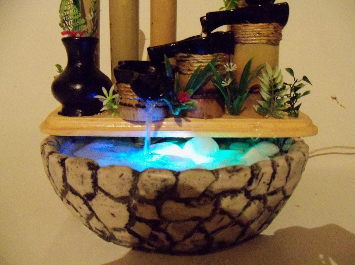 fonte-agua-cascata-de-bambu-4-jarrinhos-iluminada_MLB-F-187771226_2978