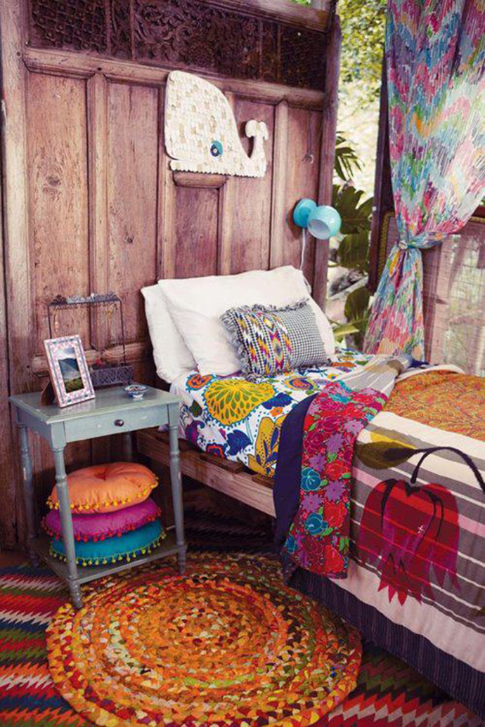 Decoracao De Sala Hippie Chic ~ hippie5
