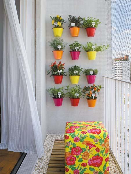 jardim vertical hoje em dia