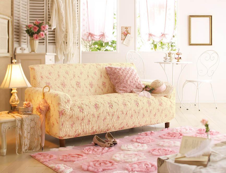 Estilos de decora o qual o seu blog mix lar for Living estilo romantico