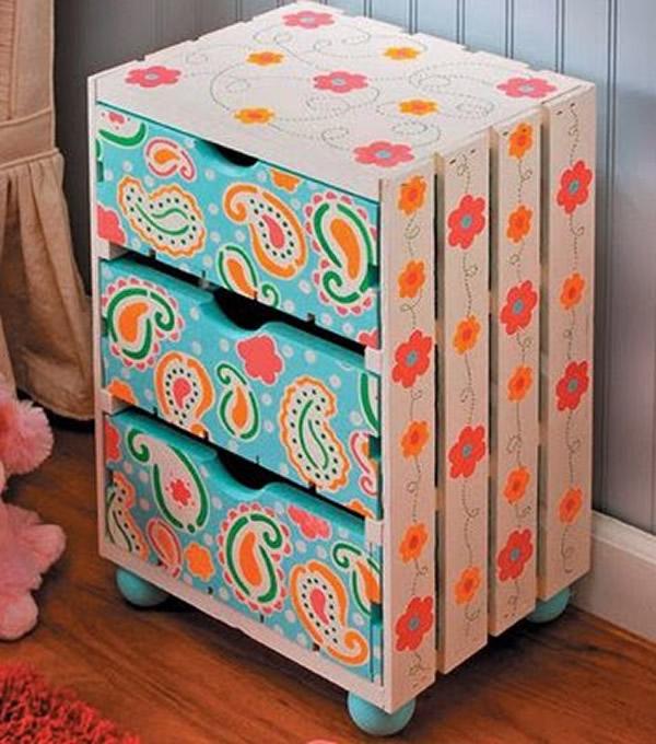 Reciclar-para-decorar-objetos-de-decoração-caixote-frutas
