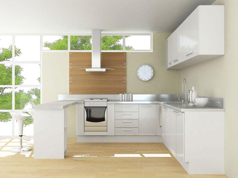 decorar uma cozinha:Como Decorar uma Cozinha Pequena! – Blog Mix Lar