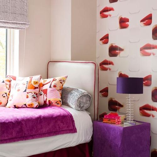 Estilo de decora o conhe a mais sobre o pop art blog for Habitaciones juveniles femeninas