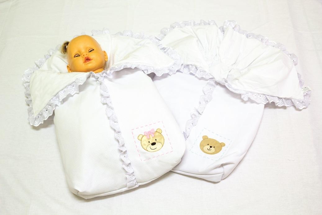 Cod. 3619 - Porta Bebê Encanto - Cor 1-2