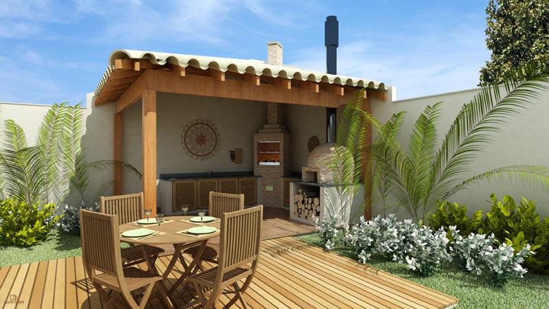 decoracao festa quintal:Dicas de decoração para sua área de lazer!! – Blog Mix Lar