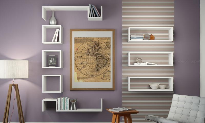 decoracao cozinha nichos : decoracao cozinha nichos:Nichos: versatilidade na decoração!! – Blog Mix Lar