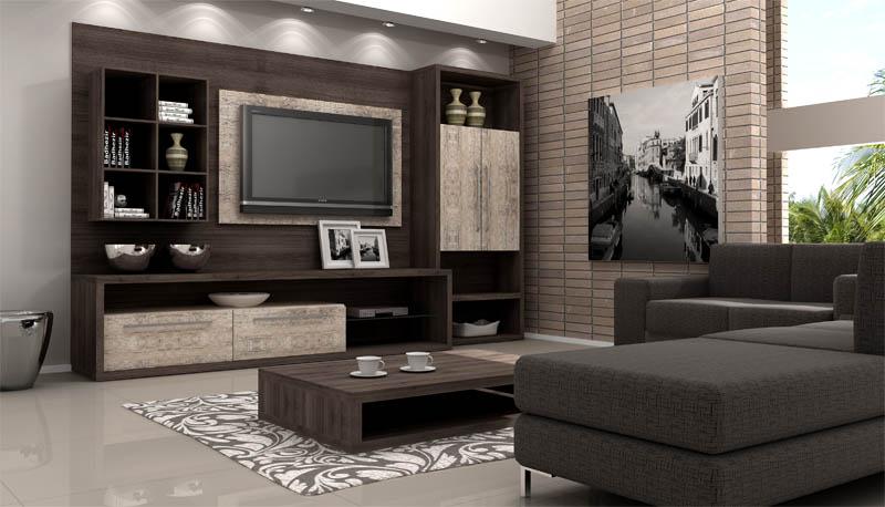M veis planejados vale a pena o investimento blog mix lar - Armarios para sala de estar ...
