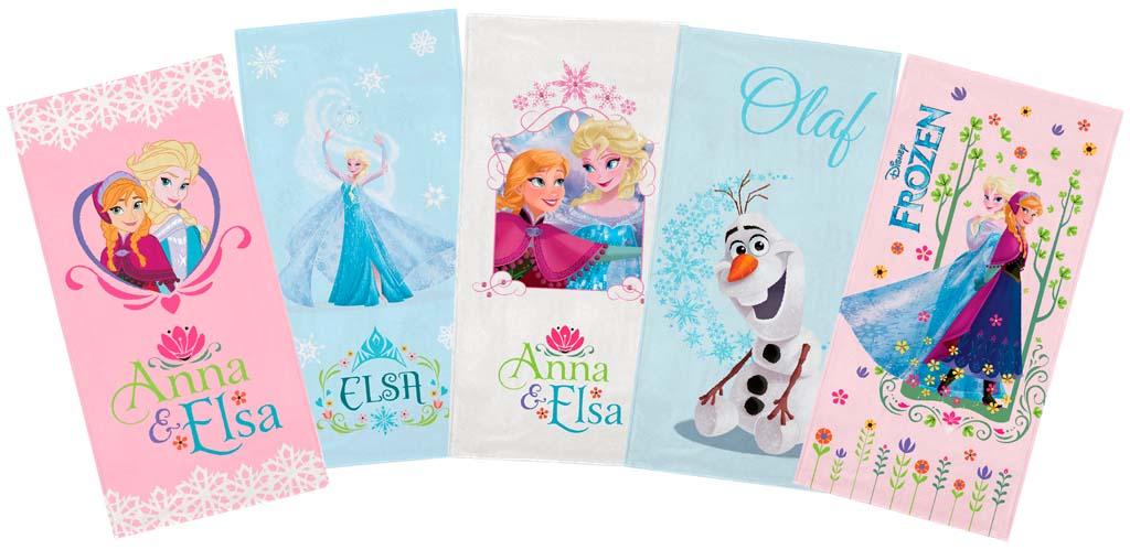 Coleção Frozen!! Dos encantos da Disney para o Quarto das