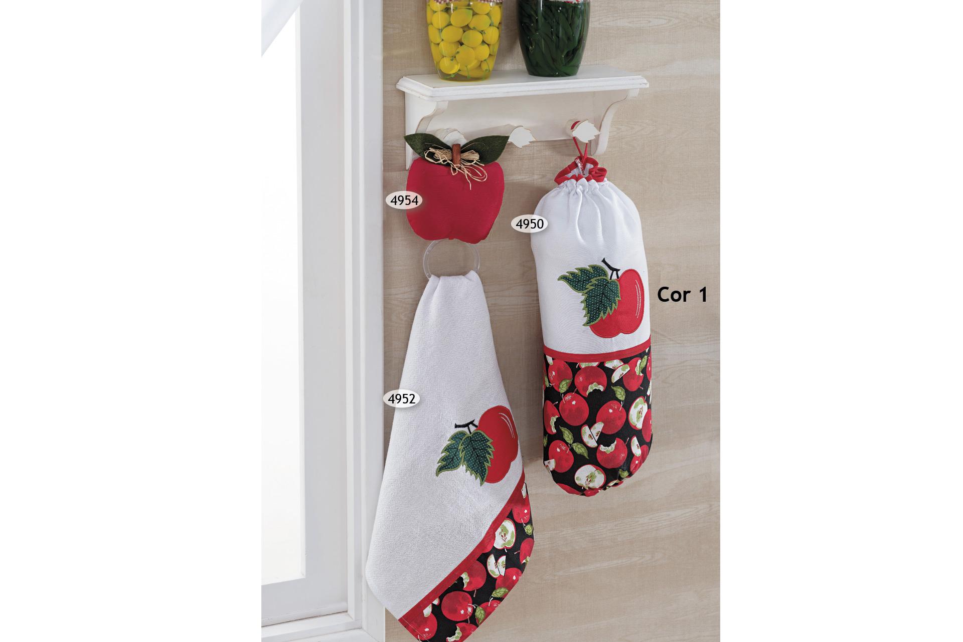 Cod. 4950 - 4952 - 4954 - Acessórios de Cozinha Mimo - Cor 1