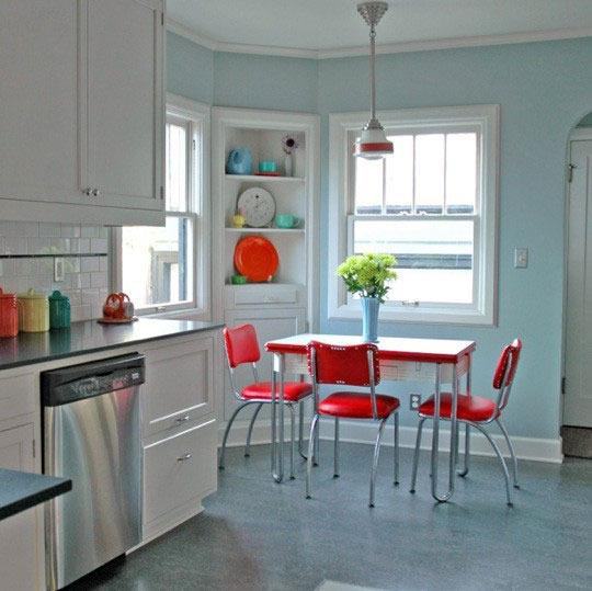 cozinha-retro-colorida