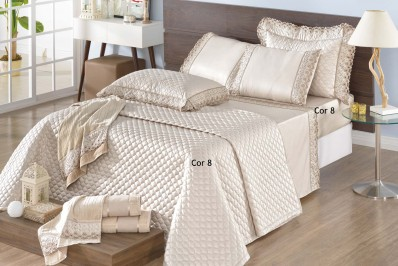 Cod. 4822 - 4823 - 4824 - Cobre Leito Acordes - Cor 8