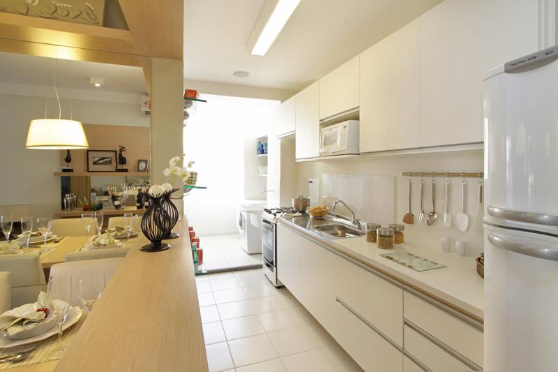 Truques de Decoração para deixar sua Cozinha maior e cheia de Estilo!!  Blog # Cozinha Decorada Terra Nova