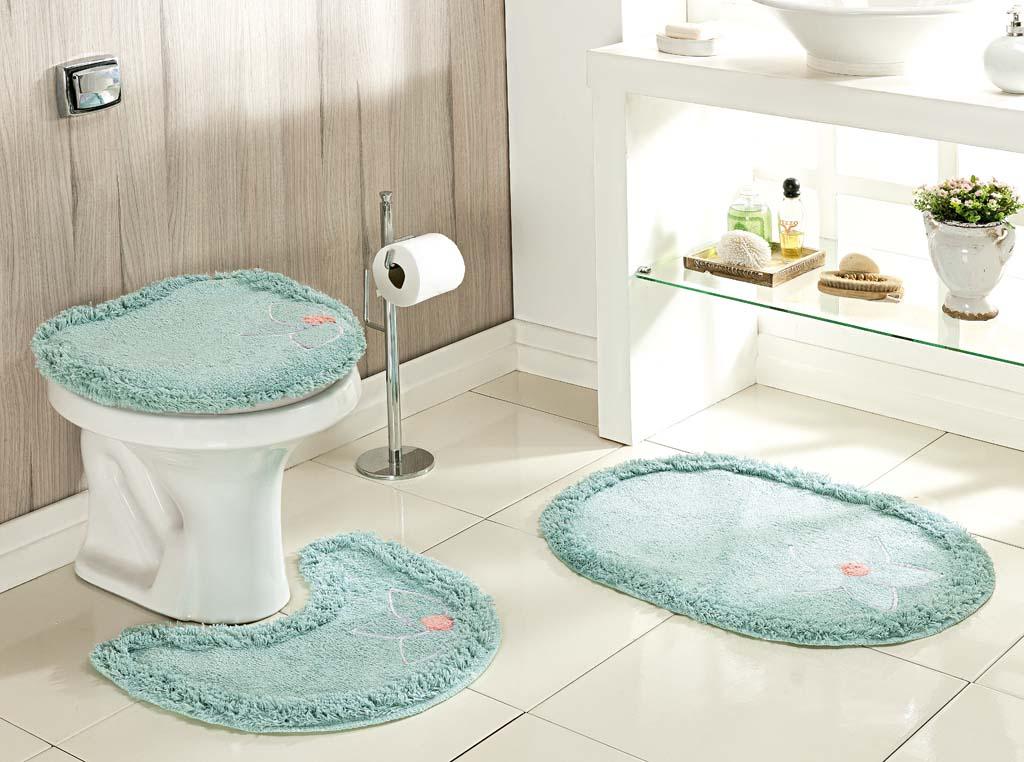 Resultado de imagem para tapetes no banheiro