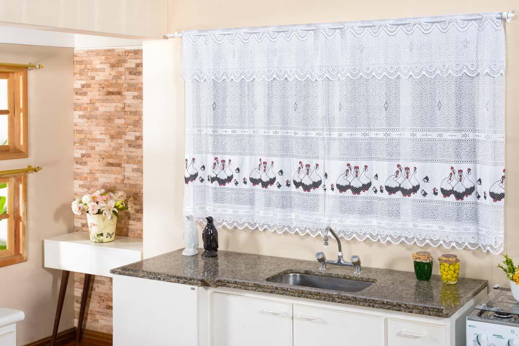 Cortinas Mix Lar ~ Como Escolher Cortinas para a Cozinha! Blog Mix Lar