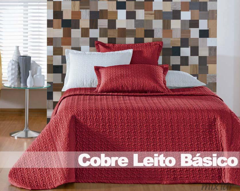 Cod. 4923 - 4924 - Cobre Leito Básico Casal - Cor 6 (1)
