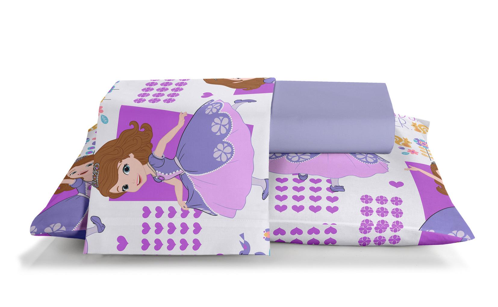Jogo de cama Disney Solteiro